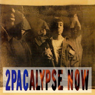 2Pac ‎- 2Pacalypse Now (LP) (M/M) (Sealed)